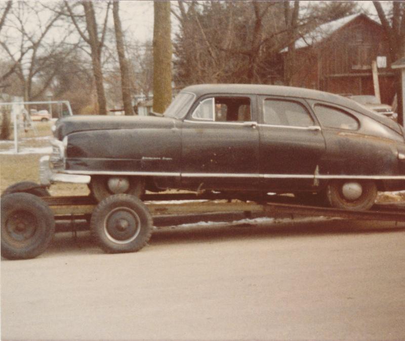1947 Hudson 6 Cyl. Flathead, 3 Spd. Std. Shift; Motor Free